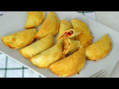 Empanadillas de pollo ¡Con pan de molde! al horno | Cuuking! Recetas de cocina