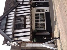 Friar street in Worcester, England! I love living in Worcester
