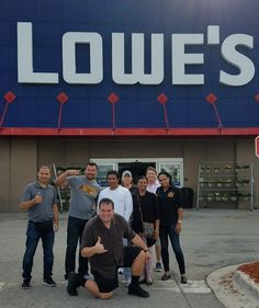 Joe Jurek At The Lowe S Home Improvement Store 0642 On Route 50 In