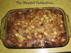 Granny's Apple Pudding.... https://grannysfavorites.wordpress.com/2015/06/23/grannys-apple-pudding-3/