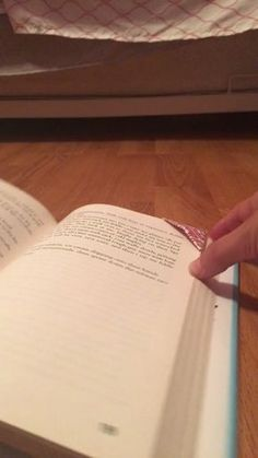 DIY Decorative Book Page Marker