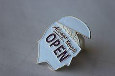 gold purple brain head pin by ThePinCartel on Etsy