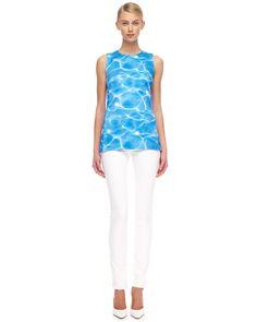 http://ncrni.com/michael-kors-poolprint-top-skinny-jeans-p-4457.html
