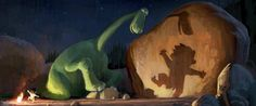 The Good Dinosaur Official Teaser Trailer 2015 in HD by Pixar and Disney. After a traumatic event unsettles a lively Apatosaurus named Arlo, he sets out on a. Disney Pixar, New Disney Movies, New Movies, Disney Stuff, Disney Facts, Family Movies, Disney Quotes, The Good Dinosaur, Dinosaur Movie