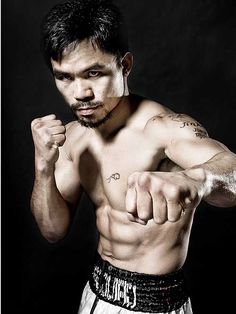 "10. Manny Pacquiao The Filipino southpaw possesses arguably the fastest handspeed in history, throwing a blur of punches, in bunches, like a buzz saw. Overwhelmed opponent Oscar De La Hoya in this manner. Miguel Cotto, one opponent said he ""could not see the punches coming""."