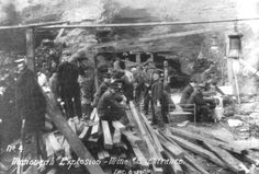 Monongah Mine WV The Monongah Mine Disaster (December caused the deaths of more than 360 men and boys, and the 1968 Farmington Mine Disaster (another mine with a history of safety problems) killed 78 miners. Virginia Hill, Coal Miners, Marion County, Appalachian Mountains, Thats The Way, Heaven On Earth, World War I, American History, The Past