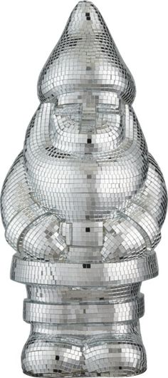 disco gnome  | CB2 - This screams @Valentina Vitols Bello Washchuk ....but maybe you could make one for less than the $129.00 that CB2 is selling it for!