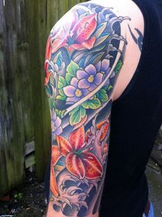 There are so many Japanese famous flower tattoos and all the flower tattoo design is popular, it's loved by both men and women. Description from foodrecipee.com. I searched for this on bing.com/images