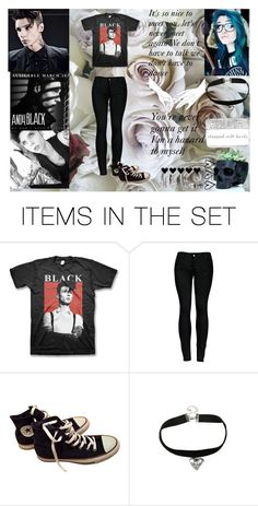 """""""Andy Black-We Don't Have To Dance Request from @taken-bi-the-band-geeks"""" by flowercrownsandsunglasses ❤ liked on Polyvore featuring art, contest, set, topic and flowercrownsandsunglasses"""
