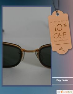 Get 10% OFF on select products. https://orangetwig.com/shops/AAA0zeW/campaigns/AABN8cs?cb=2015009&sn=RayBanVintageShop&ch=pin&crid=AABN8cR