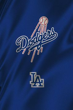 Los Angeles Dodgers Uniform Art Print By Joe Hamilton