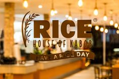 Rice House of Kabob - Brickell, Doral, Kendall, Miami Beach, North Miami South Miami, Kabobs, Miami Beach, Kendall, Rice, Day, House, Retail, Food
