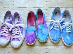 Tie Dye Shoes   Shop Tie Dye Shoes in 2019   Gotta show Mel