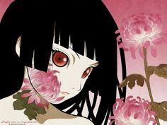 Enma Ai, Hell Girl, I Love Anime, Buffy, Catwoman, Dusk, Anime Manga, Hero, Google