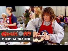 "Melissa McCarthy Is Ferociously Funny in the Trailer for ""Cook-Off!"" 