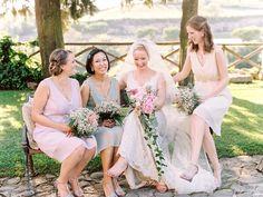 Beautiful Italian Borgo Wedding with Lisa O'Dwyer Rustic Italian Wedding, Irish Wedding, Wedding 2015, Italy Wedding, Bridal Dresses, Bridesmaid Dresses, Bridesmaids, Fine Art Wedding Photography, Wedding Hair And Makeup