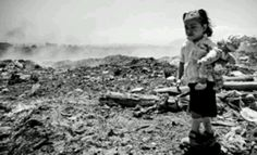 In Nicaragua, 2,000 people live in a 70-acre garbage landfill called La Chureca. It's literally hell on earth. The poverty is so intense that parents prostitute their daughters to dump-truck drivers in order to get first pick at the trash piles. This week, help us pull girls out of this living hell. Sevenly.com