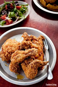 We're drooling over Honey-drizzled fried chicken at Beasley's Chicken + Honey in Raleigh, North Carolina