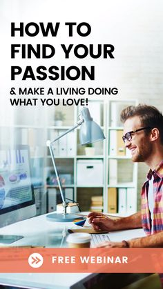 Join Jay Shetty for this FREE webinar as he helps you discover your passions so you can start earning an income doing what you love! Motivational Videos For Success, Money Making Crafts, Finding Purpose, Dream Career, Career Advice, Career Quotes, Motivation Goals, Single Parenting, Financial Planning