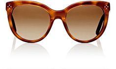 CHLOÉ Boxwood Cat-Eye Sunglasses. #chloé #sunglasses