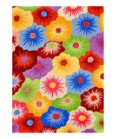 Take a look at this Floral Juliana Rug by Loloi Rugs on #zulily today!