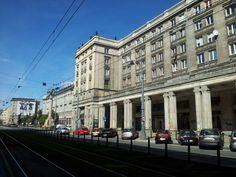 Warsaw, Poland, Beautiful Places, Nostalgia, Street View, Poster, Billboard