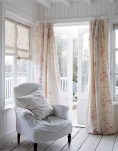 textiles con aires vintage