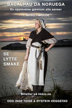 Billetter: https://tikkio.com/tickets/5118-bacalhau-da-noruega