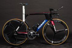2016 Giant Trinity Time Trial Bike of Team Giant-Alpecin. #RideShimano