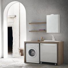 Oltre 1000 idee su bagno di rovere su pinterest armadietti da bagno mobili da bagno e bagno legno - Gasparini arredo bagno ...