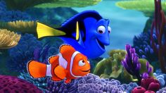 """Finding Nemo Toys - 16""""plush Nemo toy for any age to enjoy.  Nemo Bath Buddies 4 Piece Toy Set:  These toys are the perfect size for a small child to carry around.  Dory Plush -- 17'' - This fun plush Dory toy is recommended for ages 24 months and up."""