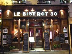 paris bistro - Google Search