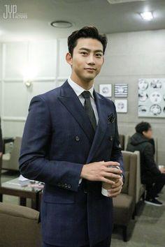 Korean Male Actors, Handsome Korean Actors, Handsome Faces, Handsome Boys, Lets Fight Ghost, Ok Taecyeon, Korean Drama Best, Kdrama Actors, Drama Korea