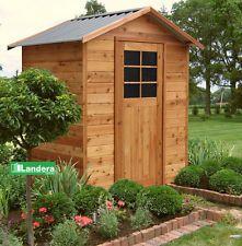 cedar shed richmond 6x4 ft 19mx12m timber wooden garden shed