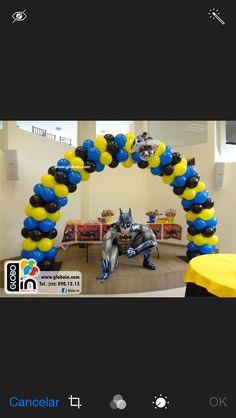 Globos de Batman