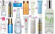 French beauty secrets skincare