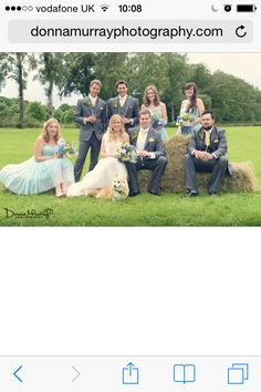 Coos cathedral; coos cathedral aboyne; hay bales; barn wedding Scotland; group photo; Donna Murray photography Hay Bales, Scotland, Photo Ideas, Cathedral, Wedding Photos, Barn, Weddings, Group, Photography