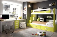 Contemporary Bunk Bed & Desk with 4 Drawer Unit by Rimobel - See more at: https://www.trendy-products.co.uk/product.php/8338/contemporary_bunk_bed___desk_with_4_drawer_unit_by_rimobel#sthash.sKoeQS2X.dpuf