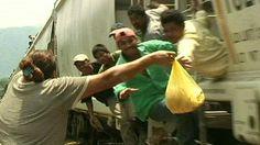 BBC Mundo - Noticias - Las Patronas que alimentan migrantes en México