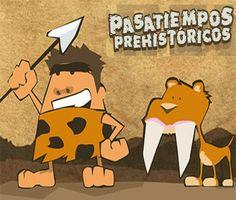 Prehistoria. Pasatiempos prehistóricos