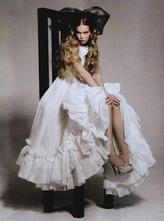 Alice in Wonderland?