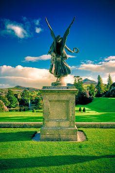 Powerscourt Garden - Enniskerry, Wicklow, Ireland Copyright: Peter Dybowski