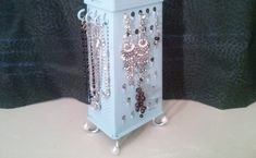 Box Grater Jewellery holder
