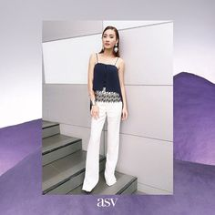 Bischoff-Gamma embroidery for ASV Spring/Summer 2015