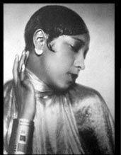 Josephine Baker (June 3, 1906 - April 12, 1975) was a Broadway chorus girl when she chose to remain in France after a European tour.  She became the highest paid entertainer in Europe, known for exotic costumes. She also starred in movies during this time and in 1937 became a French citizen. In World War II she gathered information for the French Resistance. She supported the US Civil Rights Movement and was the only scheduled female speaker at the 1963 March on Washington…