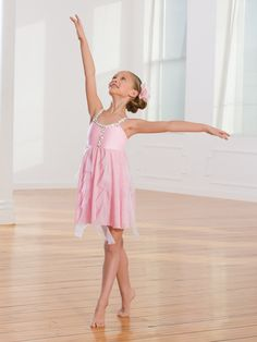 One Sweet Love | Revolution Dancewear Contemporary/Lyrical Dance Recital Costume