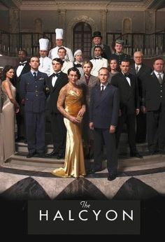 The Halcyon (2017) / S: 1 / Ep.8 / Drama [UK] / The Halcyon tells the story of a bustling and glamorous five star hotel at the center of London society and a world at war. The drama, set in 1940, shows London life through the prism of war and the impact it has on families, politics, relationships and work across every social strata - set to a soundtrack of the music of the era