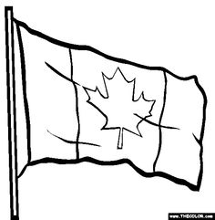 Worksheet. Two Cute Beavers with Canada Flag for Canada Day 2015 Coloring
