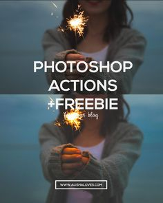 Photoshop actions inspired by VSCO