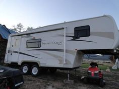 2007 K-Z Sportsmen for sale by owner on RV Registry http://www.rvregistry.com/used-rv/1011472.htm